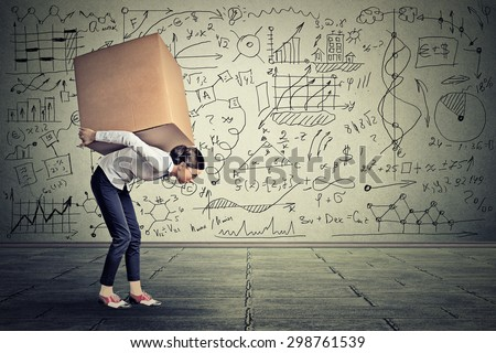 Carrying Heavy Stock Images Royalty Free Images Amp Vectors