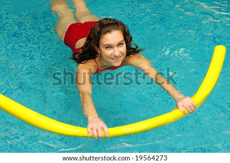 Aquatic Therapy Stock Images Royalty Free Images