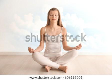 meditation stock images royaltyfree images  vectors