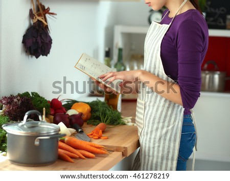 Cookbook Stock Images Royalty Free Images Amp Vectors Shutterstock