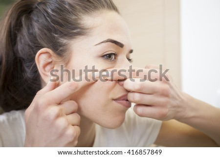 facial skin disorders pictures