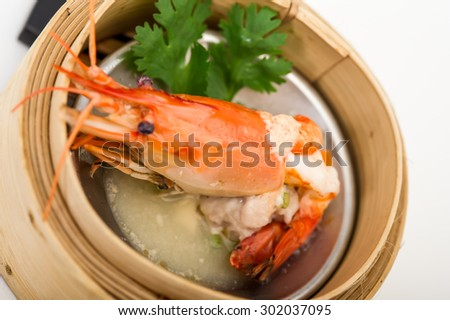 how to cook crayfish soup