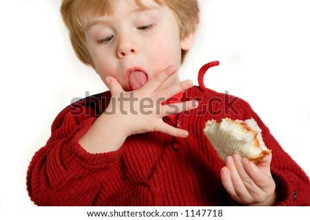 Yummy - stock photo