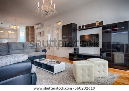 Living Room Zagreb warm living room stock images, royalty-free images & vectors
