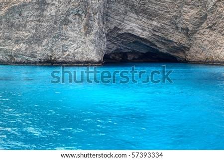 Zakynthos Island - Greece - stock photo