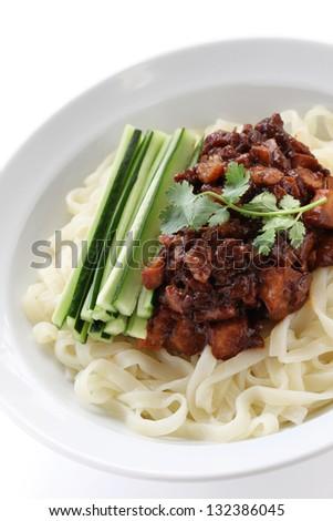 Zhajiang Noodles (Zha Jiang Mian) Recipes — Dishmaps
