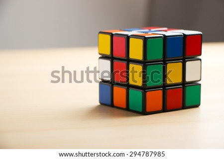rubiks cube stock images royalty free images vectors. Black Bedroom Furniture Sets. Home Design Ideas