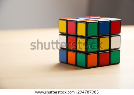 rubiks cube stock images royalty free images vectors. Black Bedroom Furniture Sets. Home Design Ideas