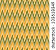Zig zag background. Seamles pattern. Raster version, vector file available in portfolio. - stock photo