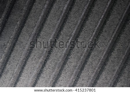 zinc plat wall, Zinc wall ,rusty Zinc grunge background.