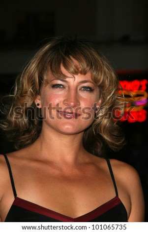 "Zoe Bell  at the ""Unstoppable"" World Premiere, Village Theater, Westwood, CA. 10-26-10"