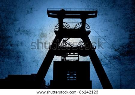 Zollverein - stock photo