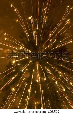 Zoom-Tree - stock photo