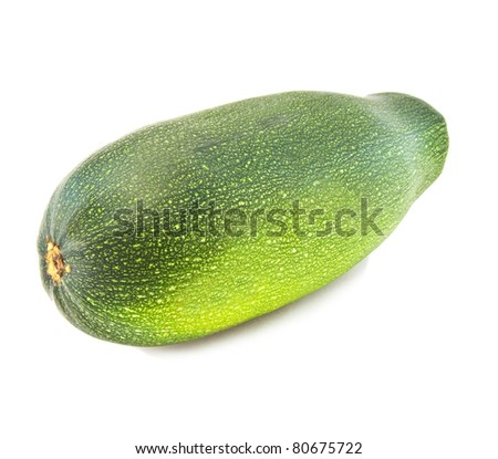 zucchini - stock photo