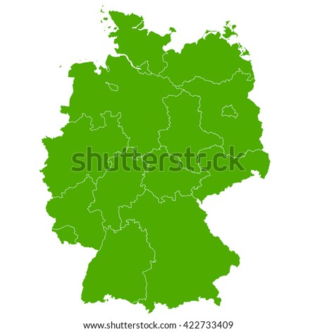 Austria map country icon