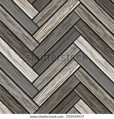 Background of wooden parquet.Vector eps10 - stock vector