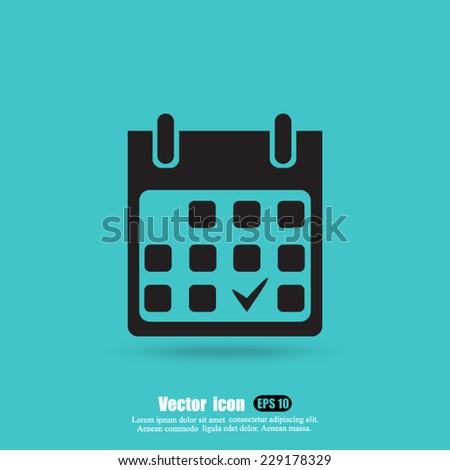 Calender Stock Photos, Illustrations, and Vector Art