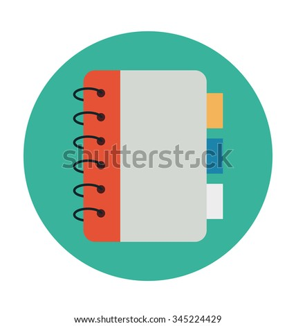 Colored Vector Illustration  - stock vector
