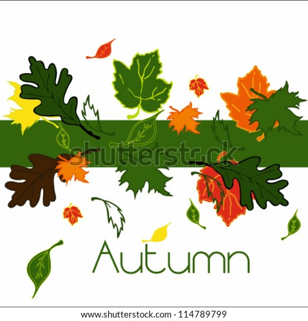 colorful  age - stock vector