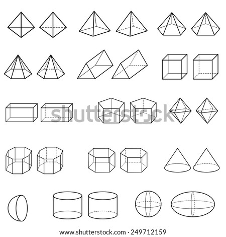 geometric shapes 3d geometric shapes 3d geometric shapes clipart cut out 3d geometric shapes. Black Bedroom Furniture Sets. Home Design Ideas