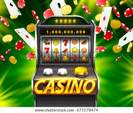 slot game background
