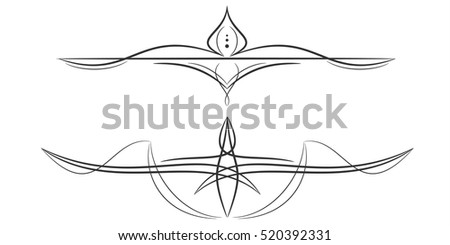 diagram of water lily flower tiger lily flower black outline stock vector 131936192 #5