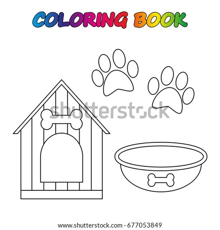 Doghouse Stock Images Royalty Free Vectors