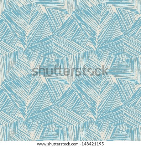 Doodle seamless pencil scribble pattern-model for design of gift packs, patterns fabric, wallpaper, web sites, etc. - stock vector