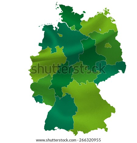 Germany map country