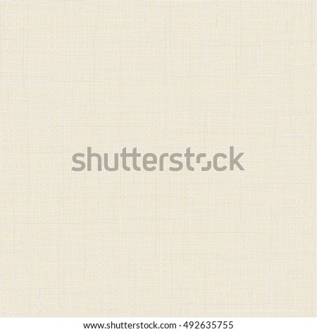 Grid paper pattern. Beige textured background. Abstract vector.