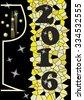 2016 happy new year billboard...