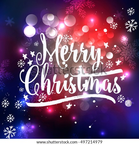 Wish You Merry Christmas 2018 Stock Images, Royalty-Free Images ...
