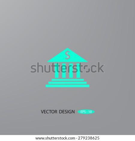 income vector icon - stock vector