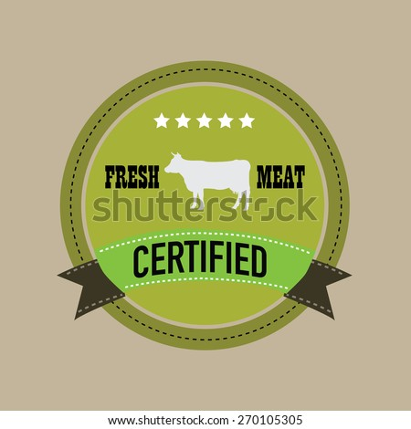 labels and design elements. vector illustration