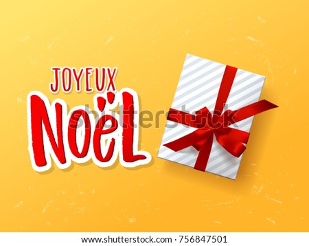 Merry christmas greeting card greetings french stock vector 2018 merry christmas greeting card with greetings in french language xmas vector background hand drawn m4hsunfo