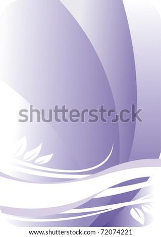 purple background - stock vector
