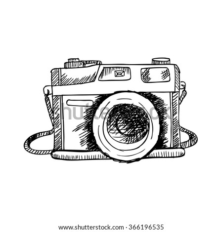 Camera Drawing Stock Images, Royalty-Free Images & Vectors ...