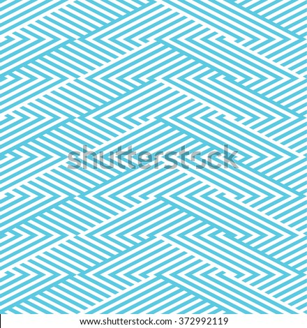 Seamless texture for your design.Pattern can be used for background.Vector striped background - stock vector