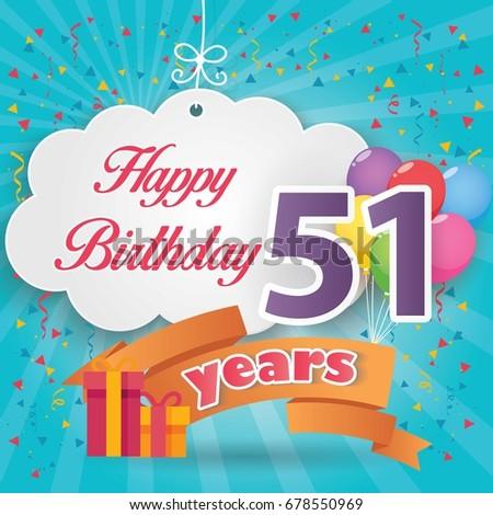 17 Th Birthday Celebration Greeting Card Vector 678882394 – Birthdays Greeting