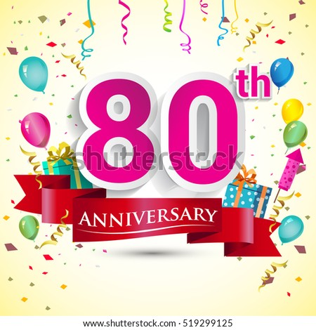 80th Birthday Stock Images, Royalty-Free Images & Vectors ...