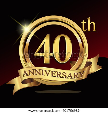 40th Anniversary Stock Images, Royalty-Free Images ...