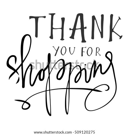 image Thank you for shopping