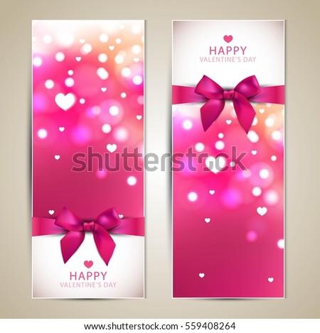 Valentines day beautiful greeting cards copy stock vector 559408264 beautiful greeting cards copy spacector illustration design m4hsunfo