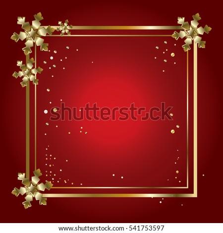 2018 Vector Merry Christmas Happy New Stock Vector ...