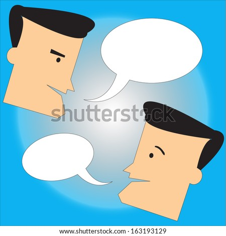 two way communication Communication is a two-way street, which means that you better know exactly  how to reach the people you are communicating with.