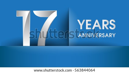 Commemorative banner of death anniversary royalty free cliparts