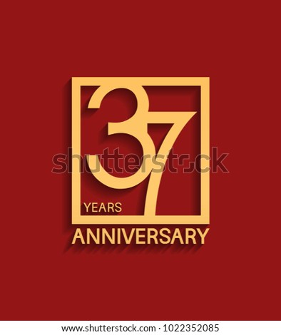 37 wedding anniversary color