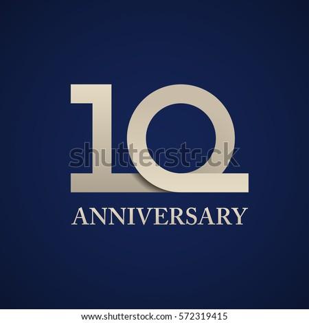 anniversary logo vector - photo #12