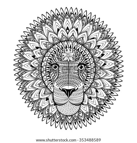 Pencil sketch lion stock photos royalty free images amp vectors