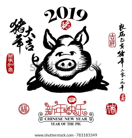 in the year of the pigs Chinese zodiac signs of your born year, month and date, affect your personality traits let's take a look on what characters of pig sign are like.